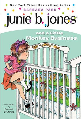 Junie B. Jones #2: Junie B. Jones and a Little Monkey Businessの詳細を見る