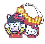おそ松さん×サンリオキャラクターズ  LINEスタンプ トレーディング ラバーマスコット BOX商品 1BOX = 6個入り、全6種類