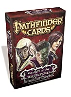 Pathfinder Cards: Wrath of The Righteous Face Cards Deck [並行輸入品]