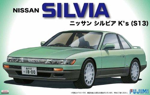 1/24 インチアップシリーズNo.17 NISSAN S13 シルビア K's '88