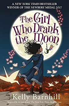 The Girl Who Drank the Moon by [Barnhill, Kelly]