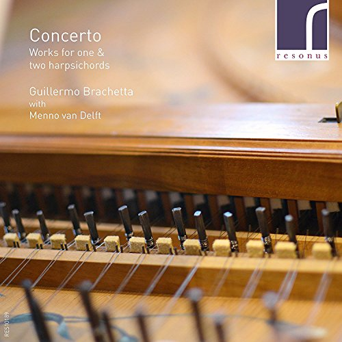 Concerto: Works for 1 & 2 Harp