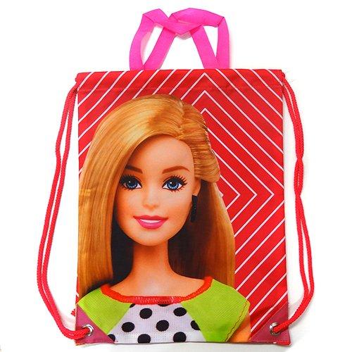バービー Barbie ナップザック 12449 リュック 袋 バッグ ゆうパケット【即日・翌日発送】