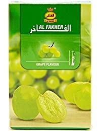 AL FAKHER アルファーヘル シーシャ フレーバー 50g (Grape Al fakher 50g)