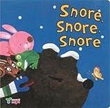 お話をたのしむシリーズ Snore, Snore,Snore 絵本CD付