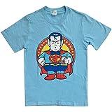 ドクタースランプ Tシャツ スッパマン Lサイズ TEDR1004