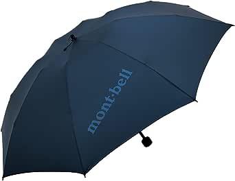モンベル U.L.トレッキングアンブレラ #1128551 (BLBK ブルーブラック)
