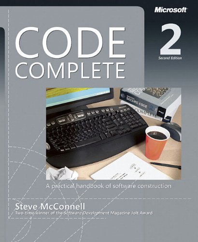 Code Complete 2nd Edition(Dv-Professional)の詳細を見る