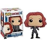 Pop Marvel: Captain America 3 - Black Widow