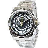 [ブローバ]BULOVA 腕時計 プレシジョニスト Precisionist クオーツ クロノグラフ 96B131 メンズ 【並行輸入品】