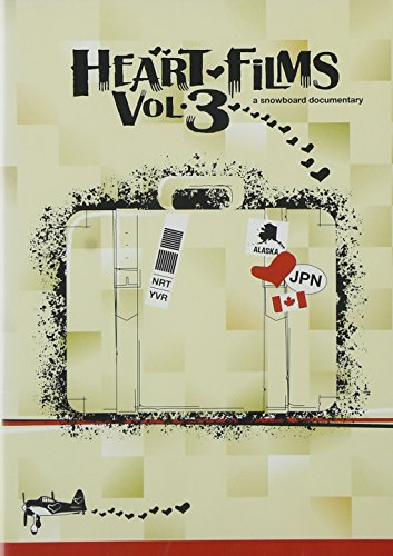 Heart Films Vol.3 [DVD]