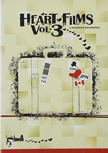 Heart Films Vol.3 [DVD]