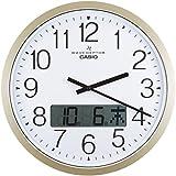 カシオ チャイム付電波クロック IC-4100J-9JF