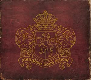 abingdon boys school(初回生産限定盤)(DVD付)