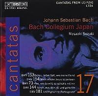 Bach: Cantatas, Vol. 17 (2002-02-26)