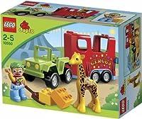 LEGO Duplo LEGOVille Circus Transport 10550