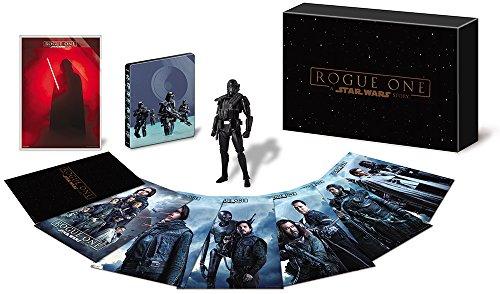 ローグ・ワン/スター・ウォーズ・ストーリー MovieNEXプレミアムBOX:数量限定商品 [ブルーレイ+DVD+デジタルコピー(クラウド対応)+MovieNEXワールド] [Blu-ray]