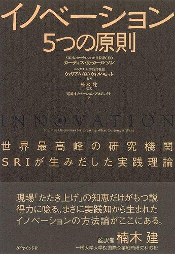 イノベーション5つの原則の詳細を見る