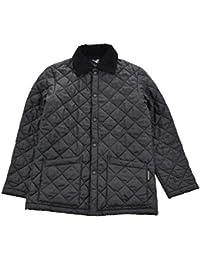 (ラベンハム) LAVENHAM SHOTLEYショットリー 襟コーデュロイ キルティングジャケット