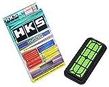 HKS スーパーハイブリッドフィルター パッソ KGC30,KGC10 ベルタ SCP92 ラクティス SCP100 ヴィッツ KSP130.SCP90,SCP10 70017-AT018 エアクリーナー