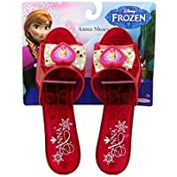 [Disney] Disney Frozen Anna Shoes DFAnnaShoesPinkAce [parallel import goods]