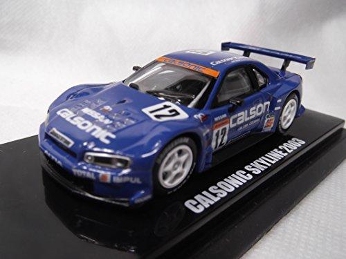 1/64 Beads Collection ニッサン スカイライン GT-R (R34) カルソニック 2003 JGTC K06083A
