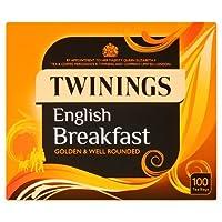 Twining English Breakfast Tea bags (Pack of 4)