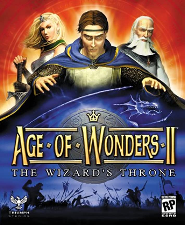裕福なレモンラップAge of Wonders II: The Wizard's Throne (輸入版)
