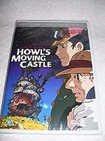 ハウルの動く城 希少輸入盤DVD 日本語収録はもちろん英語収録英語字幕も スタジオジブリ 宮崎駿 木村拓哉 英語学習にも最適
