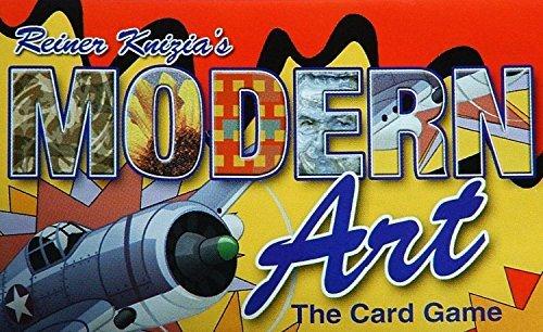 モダンアート ザ カードゲーム (Modern Art The Card Game) [並行輸入品] ボードゲーム