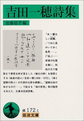 吉田一穂詩集 (岩波文庫)の詳細を見る
