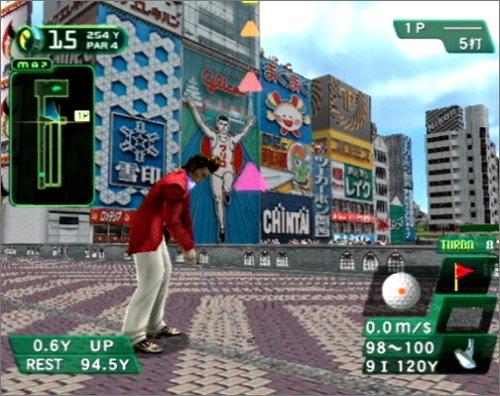 ストリートゴルファー D3PUBLISHER