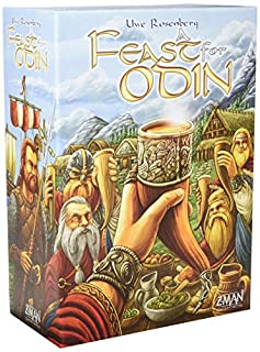 A Feast for Odin Board Game (B01KGST1TQ)   Amazon Products
