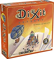 Asterion 8005 - Dixit Odyssey、イタリア版のゲーム会社[新バージョン]