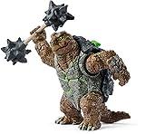 シュライヒ エルドラド 石の怪物ヨロイガメとマジカル兵器 フィギュア 42496