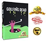 The Golfing Dead - Only One Survives - Best Zombie Card Game for Family, Adults, Kids, Teens, Ages 7 Years and Up.
