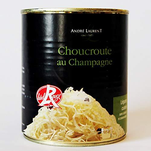 シュークルート810g缶シャンパン風味 フランス産