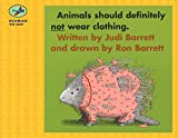 Animals Should Definitely Not Wear Clothing (Stories to Go!)