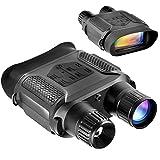 Best ナイトビジョン双眼鏡 - ナイトビジョン双眼/デジタル赤外線ナイトビジョンスコープ-640x480p HDフォトカメラビデオレコーダー、明瞭に暗闇の中で400m / 1300ft、7倍の倍率を見る Review