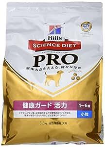 サイエンス・ダイエット プロ 犬用 1~6歳 [健康ガード 活力] 小粒 3.3kg