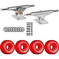 Independent TrucksボーンスケートボードミニキューブホイールパッケージABEC 9 BEARINGS