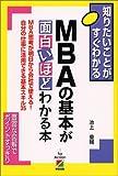 MBAの基本が面白いほどわかる本 (知りたいことがすぐわかる) 画像