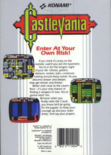Castlevania(輸入版)