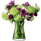 LSA FLOWER COLOUR TIED BOUQUET フラワーベース(花器) 高さ20cm ライム TLA2111