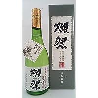 山口県 旭酒造 獺祭(だっさい) 純米大吟醸 遠心分離 磨き三割九分 720ml