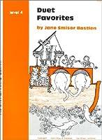 WP63 デュエットフェボリット レベル4 (英語版) THE BASTIEN PIANO LIBRARY