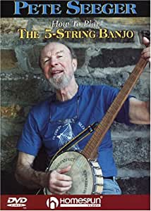 How to Play 5-String Banjo [DVD] [Import]
