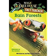 Magic Tree House Fact Tracker #5 Rain Forests