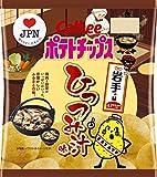 カルビー ポテトチップス ひっつみ汁味(岩手県) 55g×12袋