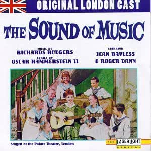 The Sound Of Music: Original London Cast